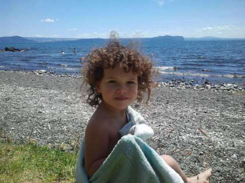 Maja at Taupo